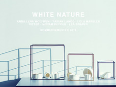 WHITE NATURE - PORZELLAN