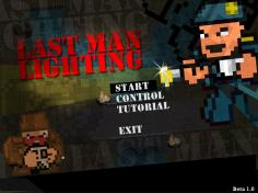 Game Design - Last man Lighting